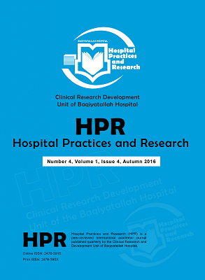 Hospital Practices and Research
